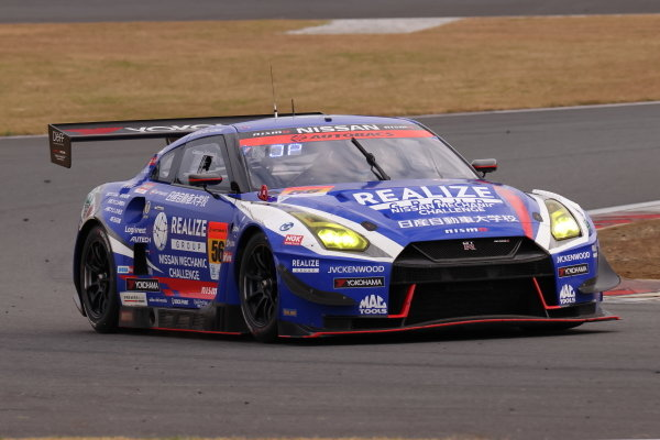 Kiyoto Fujinami & Joao Paulo de Oliveira ( #56 Realize Nissan Automobile Technical College GT-R ), 2nd position in GT300 and 2020 GT300 Drivers' Champions