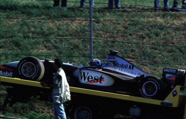 1998 Spanish Grand Prix.