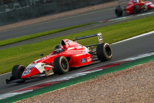 Cameron McLeod (AUS) Arden Motorsport British F4