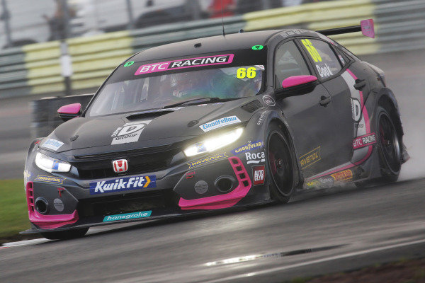 Josh Cook (GBR) - BTC Racing Honda Civic Type R