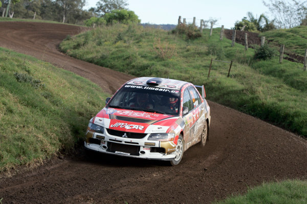 Round 10Rally Australia 3rd-6th September  2009Martin Prokop, Mitsubishi , P-WRC, Action.Worldwide Copyright: McKlein/LAT