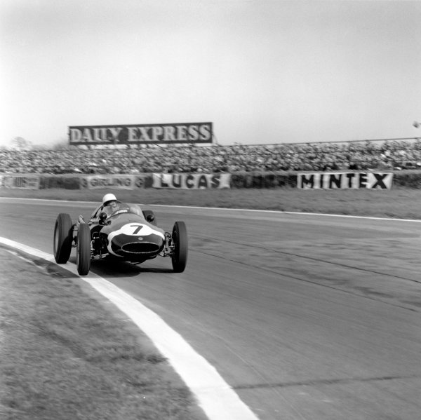 Goodwood, West Sussex, England. 18th April 1960.