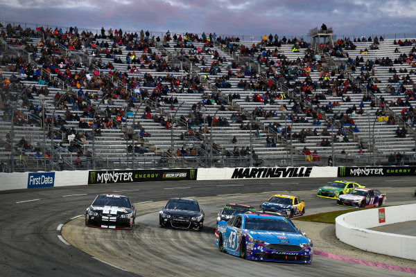 Monster Energy NASCAR Cup Series First Data 500 Martinsville Speedway, Martinsville VA USA Sunday 29 October 2017 Aric Almirola, Richard Petty Motorsports, Smithfield Ford Fusion World Copyright: Scott R LePage LAT Images ref: Digital Image lepage-171029-mart-8496