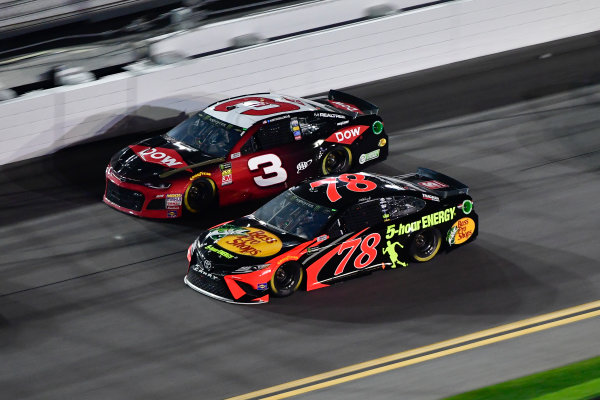 Richard Childress Racing, Furniture Row Racing Photos, Daytona  International Speedway