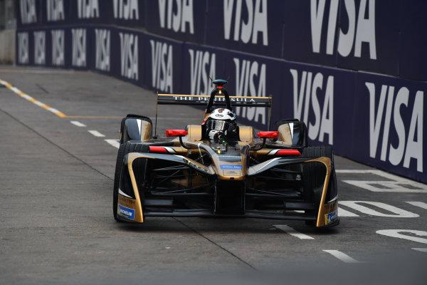2017/2018 FIA Formula E Championship. Round 1 - Hong Kong, China. Saturday 02 December 2018. Andre Lotterer (BEL), TECHEETAH, Renault Z.E. 17. Photo: Mark Sutton/LAT/Formula E ref: Digital Image DSC_8330