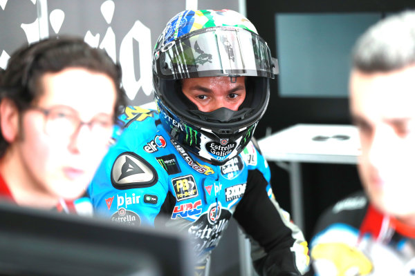 2018 MotoGP Championship - Sepang test, Malaysia Tuesday 30 January 2018 Franco Morbidelli, Estrella Galicia 0,0 Marc VDS World Copyright: Gold and Goose / LAT Images ref: Digital Image 1066