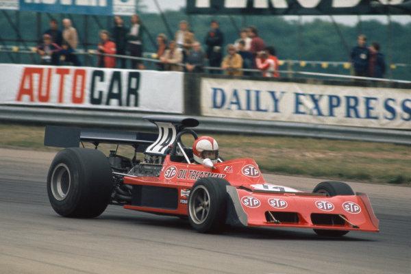 Roger Williams Formula 1 Photos British Gp 1973