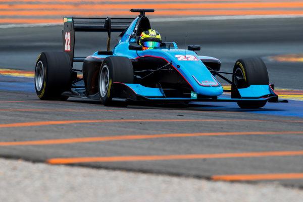 2016 GP3 Series Test 3. Circuit Ricardo Tormo, Valencia, Spain. Wednesday 26 April 2017. Alessio Lorandi (ITA, Jenzer Motorsport)  Photo: Zak Mauger/GP3 Series Media Service. ref: Digital Image _54I2799