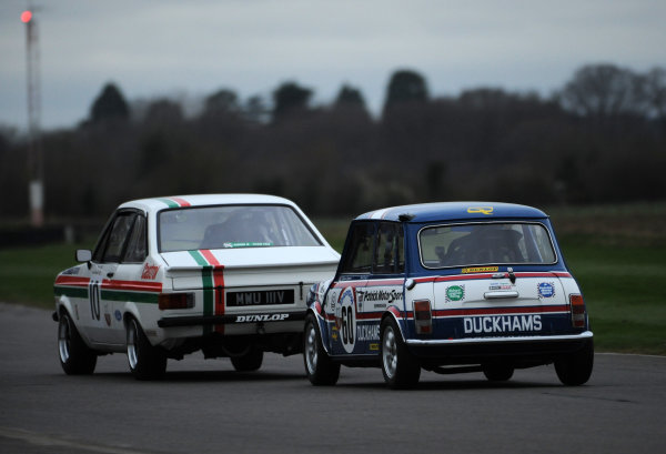 2017 75th Members Meeting Goodwood Estate, West Sussex,England 18th - 19th March 2017 Gerry Marshall Trophy Blundell Swift World Copyright : Jeff Bloxham/LAT Images Ref : Digital Image