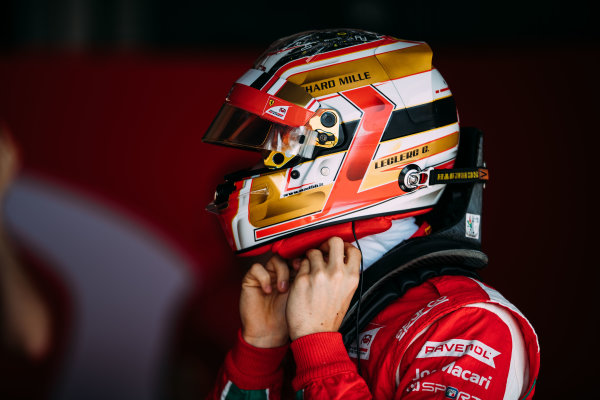 Bahrain International Circuit, Sakhir, Bahrain. Wednesday 29 March 2017 Charles Leclerc (MON) PREMA Racing Photo: Malcolm Griffiths/FIA Formpula 2 ref: Digital Image MALC4456 2