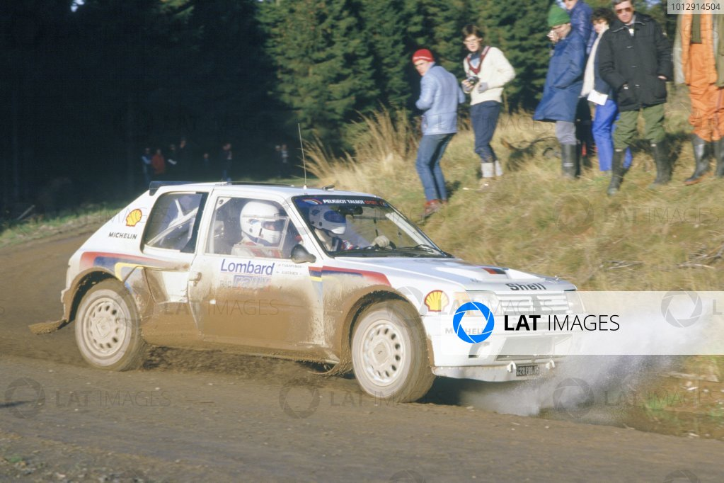 1984 World Rally Championship.
