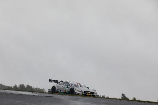 2017 DTM Round 7  Nürburgring, Germany  Friday 8 September 2017. Gary Paffett, Mercedes-AMG Team HWA, Mercedes-AMG C63 DTM World Copyright: Alexander Trienitz/LAT Images ref: Digital Image 2017-DTM-Nrbg-AT1-0649