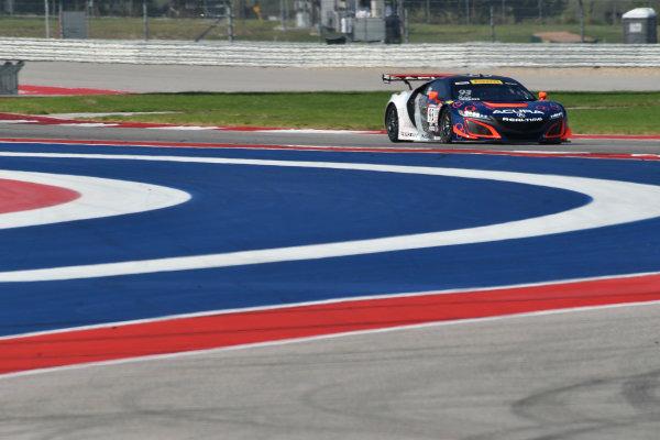 Pirelli World Challenge Grand Prix of Texas Circuit of The Americas, Austin, TX USA Friday 1 September 2017 Peter Kox/ Mark Wilkins World Copyright: Richard Dole/LAT Images ref: Digital Image RD_COTA_PWC_17022