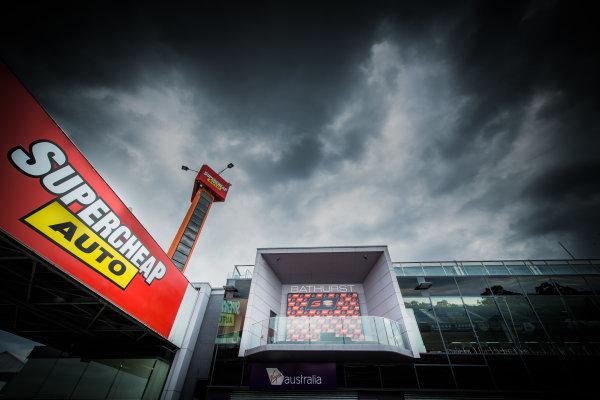 2017 Supercars Championship Round 11.  Bathurst 1000, Mount Panorama, New South Wales, Australia. Tuesday 3rd October to Sunday 8th October 2017. Podium. World Copyright: Daniel Kalisz/LAT Images Ref: Digital Image 031017_VASCR11_DKIMG_0028.jpg