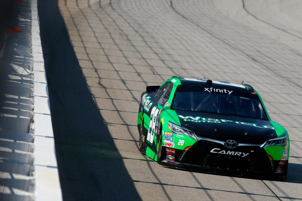 NASCAR XFINITY Series TheHouse.com 300 Chicagoland Speedway, Joliet, IL USA Friday 15 September 2017 Dakoda Armstrong, WinField United Toyota Camry World Copyright: Lesley Ann Miller LAT Images