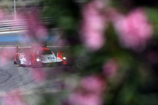 2016 FIA World Endurance Championship Rookie Test, Bahrain International Circuit, 20th November 2016, Alex Brundle / Mike Guasch - Manor WEC Oreca 05-Nissan  World Copyright. Jakob Ebrey/LAT Photographic