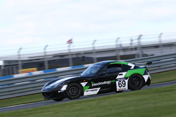 2016 Ginetta GT5 Championship, Donington Park 10th-11th September 2016 Oliver WIlkinson (GBR) Optimum  World Copyright. Jakob Ebrey/LAT Photographic