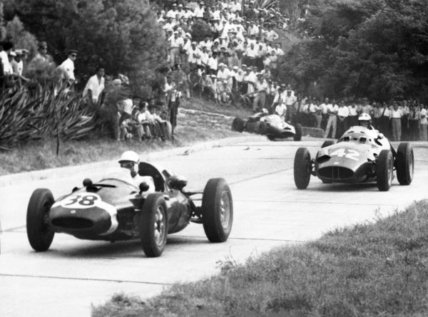 Cordoba, Argentina. 14th February 1960.
