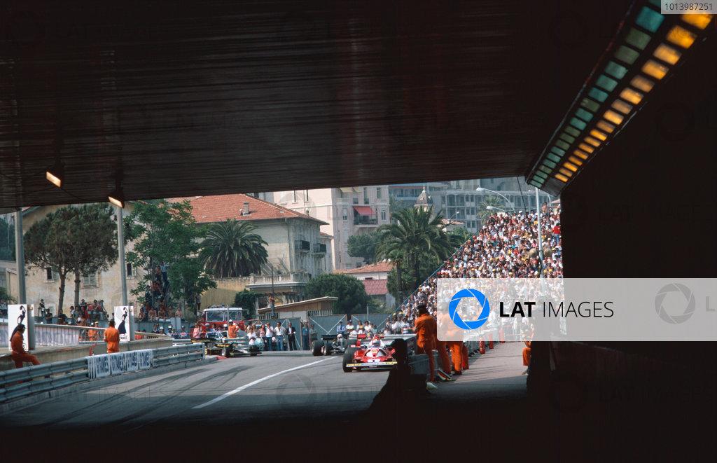 1976 Monaco Grand Prix.