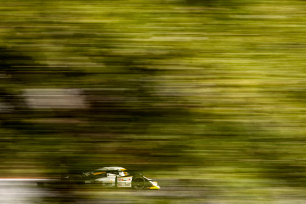 Intercontinental Le Mans Cup and American Le Mans Series.Petit Le Mans. Road Atlanta, Atlanta Georgia. 28th September - 1st October 2011. Humaid Al Masaood / Steven Kane / Butch Leitzinger, Oryx Dyson Racing, Lola B09/86. Action. Photo: Drew Gibson/LAT Photographic. ref: Digital Image _Y8P5734