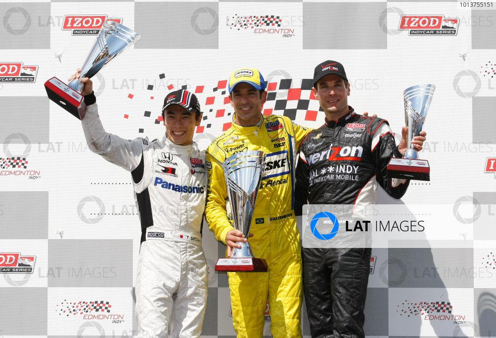 2012 IndyCar Edmonton