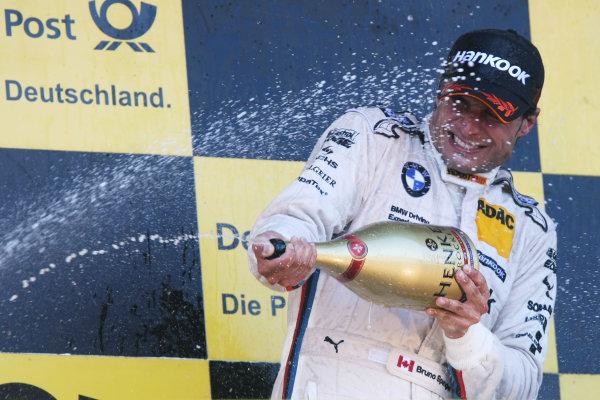 Round 8 - Oschersleben, Germany.14th - 16th September 2012.Winner, Bruno Spengler (CAN) BMW Team Schnitzer BMW M3 DTM.World Copyright: Schaber / XPB Images / LAT Photographicref: Digital Image 2354921_HiRes