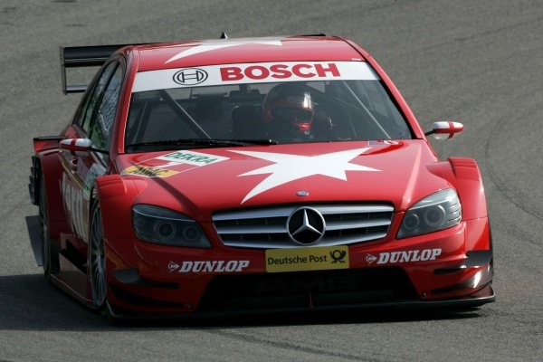 Gary Paffett (GBR) Stern AMG Mercedes 