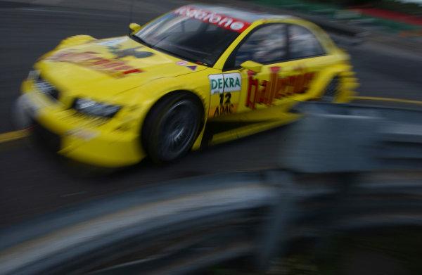 2004 DTM Championship Norisring. Nuernberg , Germany. 25th - 27th June 2004. Tom Kristensen (Abt Sportsline Audi A4) action.World Copyright: Andre Irlmeier/LAT Photographic ref: Digital Image Only