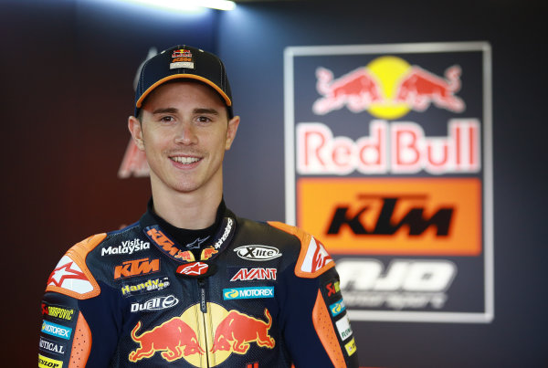 2017 Moto3 Championship  - Round 9 Sachsenring, Germany Friday 30 June 2017 Danny Kent, Red Bull KTM Ajo World Copyright: David Goldman/LAT Images ref: Digital Image 681028