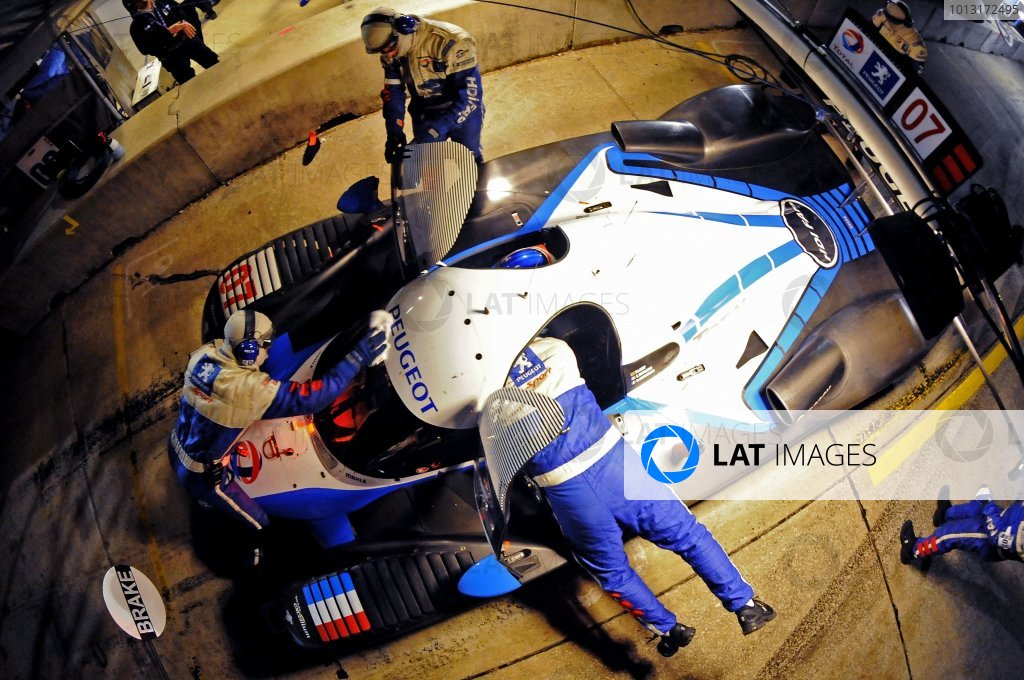 2008 ALMS Sebring 12 Hours Priority