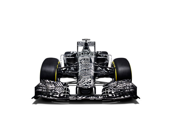Infiniti Red Bull Racing RB11 Studio Images. Milton Keynes, UK. Friday 30 January 2015. The Red Bull Racing RB11. Photo: Red Bull Racing (Copyright Free FOR EDITORIAL USE ONLY) ref: Digital Image Red_Bull_RB11_Studio_2015_03
