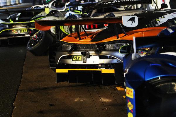 #96 Ollie Wilkinson / Lewis Proctor - Optimum Motorsport McLaren 720S GT3