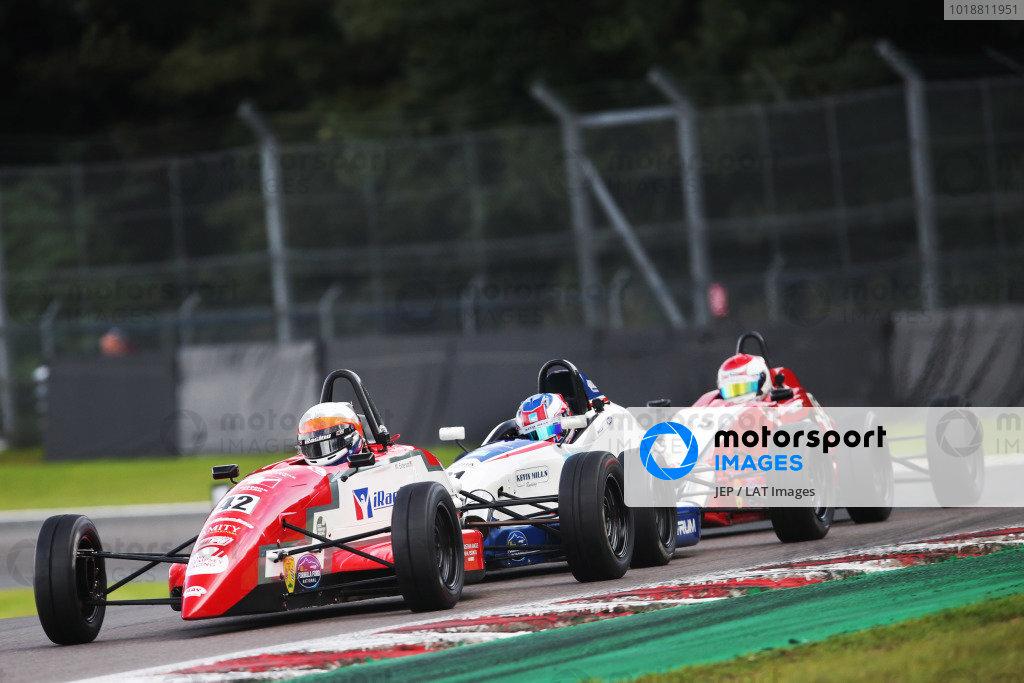 National Formula Ford (GB): Oulton Park