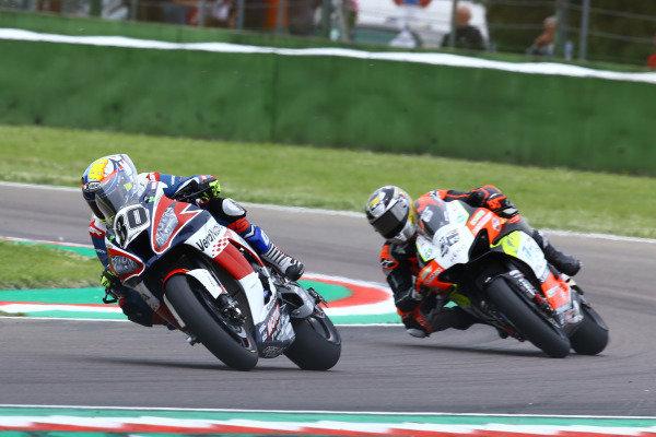 Hector Barbera, Orelac Racing Verdnatur, Tommy Bridewell, Team Go Eleven.