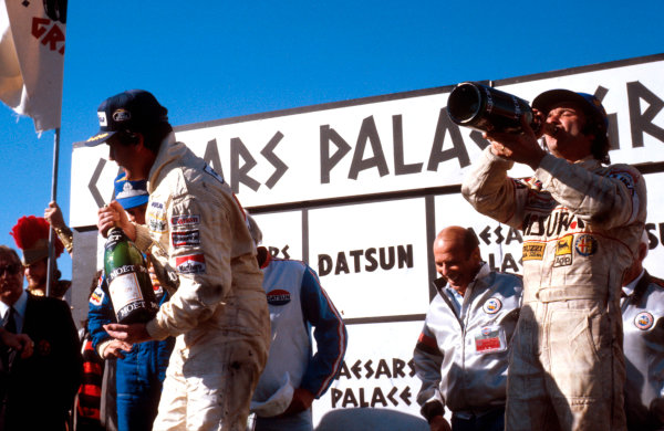 1981 Caesars Palace Grand Prix.