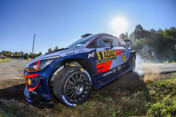Thierry Neuville loves Rallye Deutschland