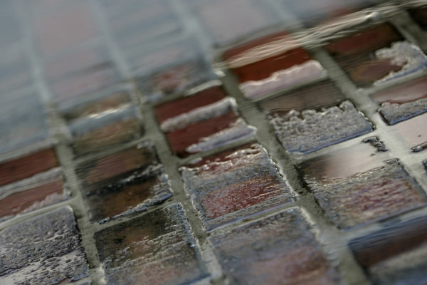 Rain at the Brickyard