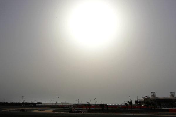 Bahrain International Circuit, Sakhir, Bahrain Sunday 21st April 2013 Adrian Sutil, Force India VJM06 Mercedes.  World Copyright: Andy Hone/LAT Photographic ref: Digital Image HONY1515
