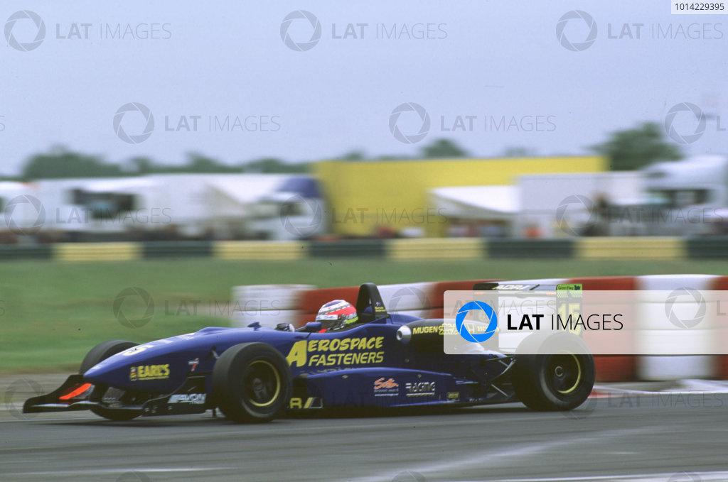 2000 British Formula 3 Championship