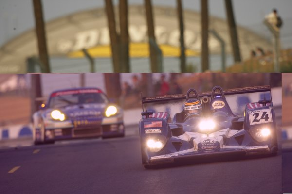 2006 Le Mans 24 Hours, Le Mans, France.14th - 18th June. B Binnie (USA)/ A Timpany (GBR)/ Y Terada (JPN), Binnie Motorsports, Lola Zytek. Action World Copyright: Andrew Ferarro/LAT PhotographicRef: Digital Image Only ZP9O1350