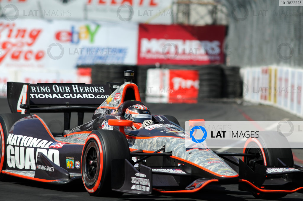 2012 IndyCar Long Beach Priority