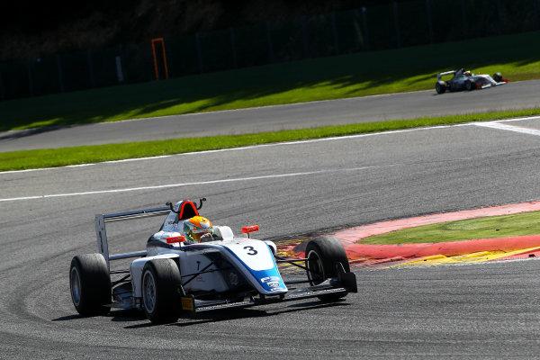 2016 BRDC F3 Championship, Spa-Francorchamps, Belgium. 7th - 9th July 2016. Ben Hingeley (GBR) HHC Motorsport BRDC F3. World Copyright: Ebrey / LAT Photographic.
