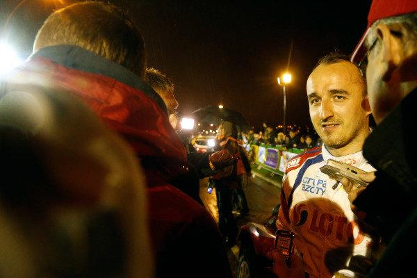 Robert Kubica (POL) M-Sport. FIA World Rally Championship, Rd5, Rally Argentina, Day Two, Cordoba-Villa Carlos Paz, Argentina, 10 May 2014.