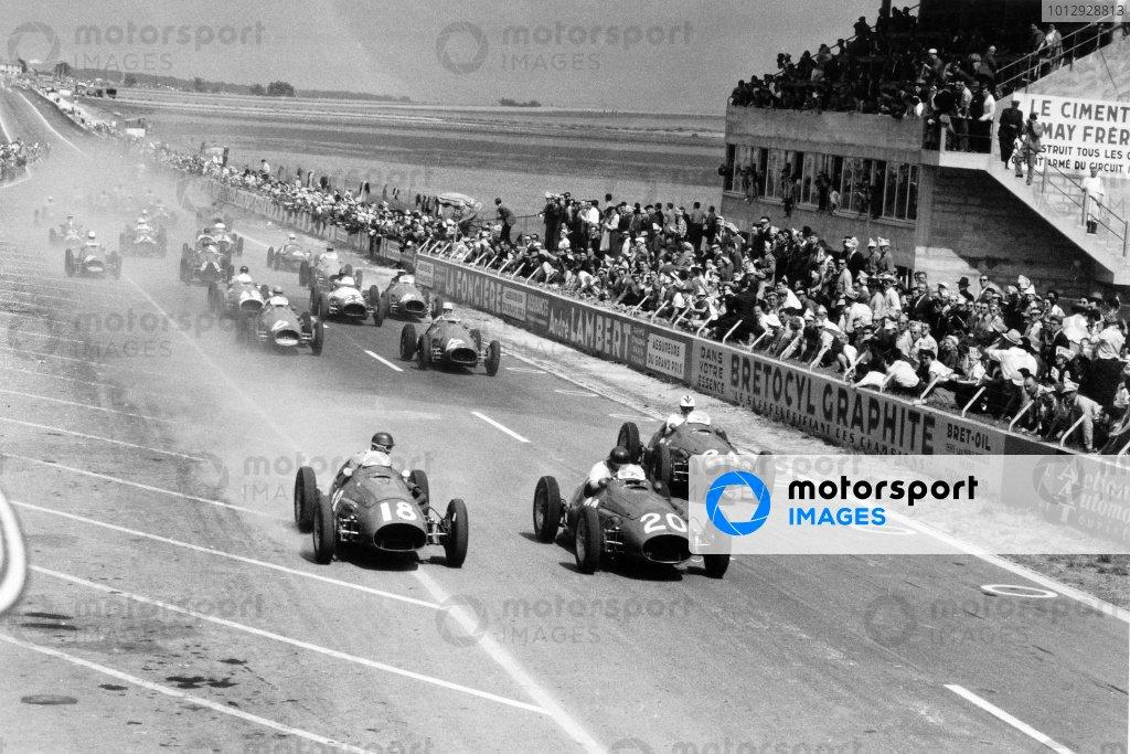 1953 French Grand Prix.
