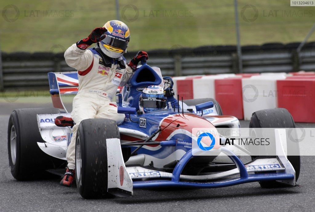 A1GP World Cup of Motorsport 2007/08, Round 10, Brands Hatch