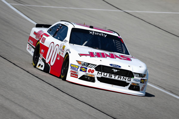 NASCAR XFINITY Series TheHouse.com 300 Chicagoland Speedway, Joliet, IL USA Friday 15 September 2017 Cole Custer, Haas Automation Ford Mustang World Copyright: Barry Cantrell LAT Images