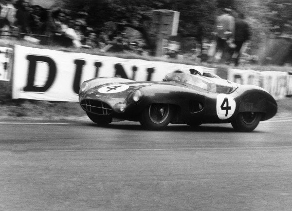 Le Mans, France. 20th - 21st June 1959.