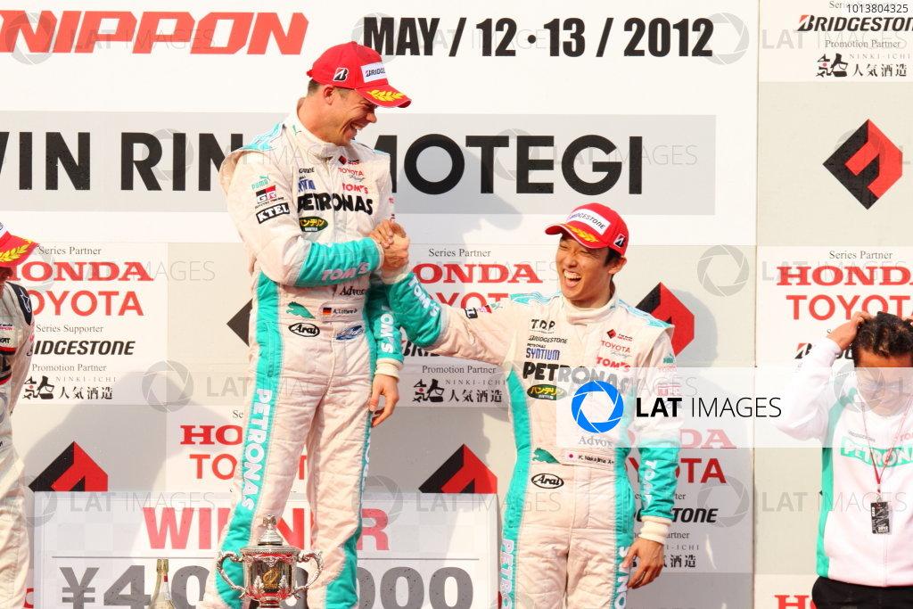 2012 Formula Nippon