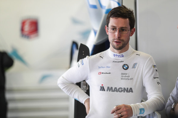 Alexander Sims (GBR) BMW I Andretti Motorsports