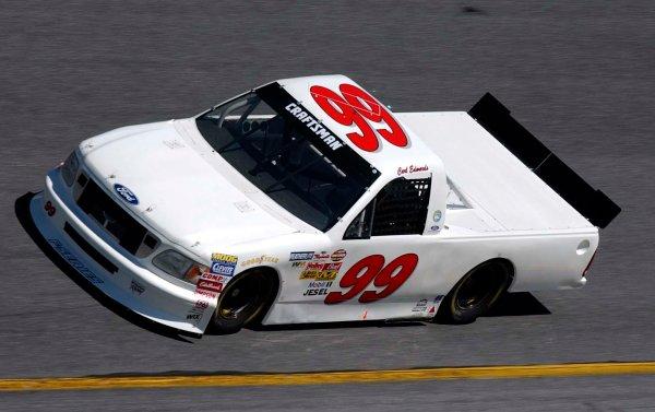 2003 NASCAR Daytona 500 Speedweeks,13,February 2003 Daytona Craftsman Truck Series -13,Feb 2003-Carl Edwards-World Copyright-RobtLeSieur2003LAT Photographic